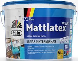 <b>Краска</b> матовая латексная <b>dufa Mattlatex</b> Plus