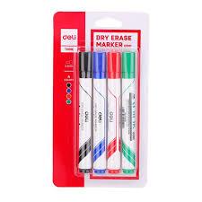 <b>Deli Dry Erase Whiteboard</b> Marker Bullet Point EU00101