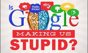 is google making us stupid essay  wwwgxartorg is google making us stupid intro to multimedia comp sp entering college three years ago i