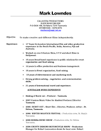 film production manager resume samples cipanewsletter production assistant resume getessay biz