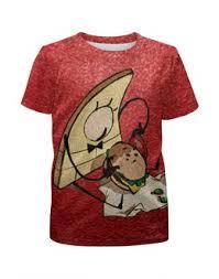 """<b>Детские футболки</b> c стильными принтами """"gravity falls"""" - <b>Printio</b>"""