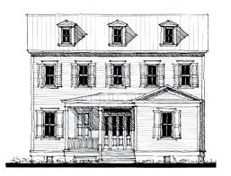 Great designer historic southern house plansTideland haven plan sl  southern living house plans