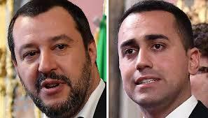 Quanto guadagnano Salvini e Di Maio, i due vicepremier italiani ...