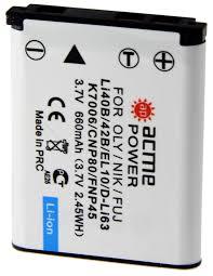 <b>Аккумулятор AcmePower AP NB</b> 2L12 2L14 для Canon - Чижик