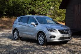 Twin City Buick 2017 Buick Envision First Drive A Thoroughly Multilingual