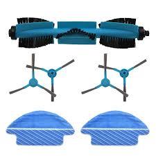 New High quality <b>roller brush side</b> brush mop robot sweeper ...