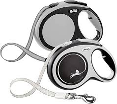 FLEXI New Comfort Retractable Dog Leash (Tape ... - Amazon.com