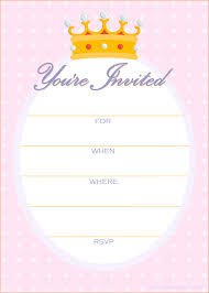 party invite template birthday party invitation template jpg party invitations invitations for a princess birthday party