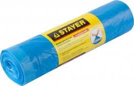 <b>Мешки для мусора</b> с завязками особопрочные 120л, 10шт <b>Stayer</b> ...