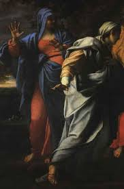 Image result for Mary running from the tomb