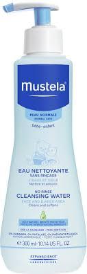 <b>Mustela Очищающая вода</b> для новорождённых и детей, не ...