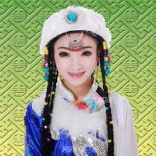 girls tibetan dance costume chinese traditional wear performance clothing ethnic minority stage s 3xl
