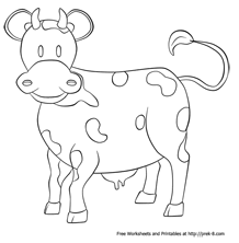 Small Picture Farm animal coloring pagessimple coloring pictures