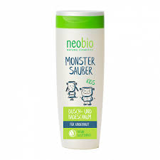 <b>Гель</b>-<b>пена</b> для ванны <b>детская</b> NeoBio – интернет-магазин ...