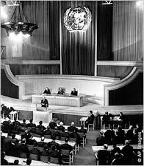 「1946, first general assembly of united nations in london」の画像検索結果