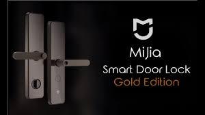 <b>Xiaomi MiJia Smart Door</b> Lock - Gold Edition - YouTube