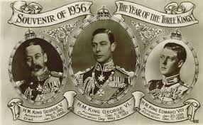 「1936 Edward Albert Christian George Andrew Patrick David crowned」の画像検索結果