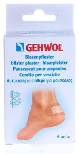 Gehwol Заживляющий <b>пластырь</b> Gehwol, 6 шт. - купить по цене ...