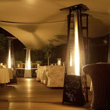 contemporary patio heaters gas fireplace contemporary closed hearth central falo gas patio heater