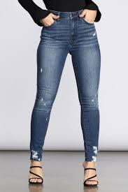 Women's <b>Denim</b> Bottoms, Pants & <b>Jeans</b> | Distressed to Destructed ...