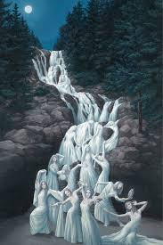 geek art gallery paintings rob gonsalves s magic realism