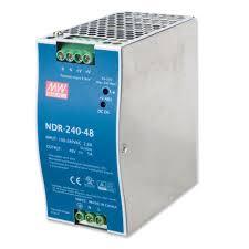 PWR-240-48 <b>48V</b>, <b>240W Din-Rail</b> Power Supply (NDR-240-48 ...