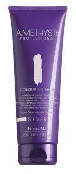 FarmaVita Amethyste <b>оттеночная маска для волос</b> Silver — купить ...