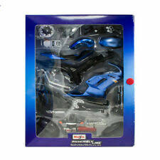 kwsk ninja zx6r blue motorcycle model 1 12 scale models alloy racing toys gift toy