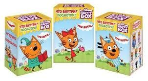 Набор Happy Box игрушка и карамель 18 г — купить по низкой ...