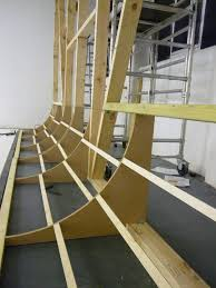 how to build an infinity wall curve cyclorama velocity photography studio build office video