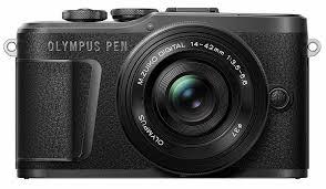 <b>Фотоаппарат Olympus PEN</b> E-PL10 kit 14-42mm f/3.5-5.6 EZ, черный