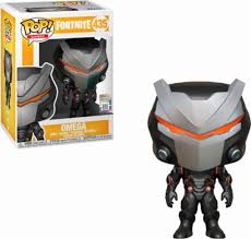 <b>Funko</b> - <b>POP</b>! Games: Fortnite - <b>Omega</b> - Multi - Front_Zoom | <b>Funko</b> ...