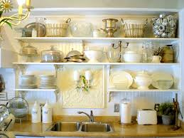 wall shelf for kitchen