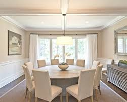 chunky dining table and chairs formal dining room with coffered ceiling and chunky moldings and tall dining tables and chairs