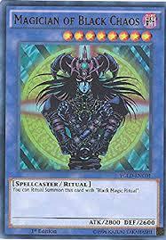 Yu-Gi-Oh! - Magician of Black Chaos (YGLD-ENC01 ... - Amazon.com