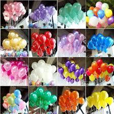 Buy 10pcs/lot 1.5g Light Blue Latex Balloon 21 ... - Aliexpress.com