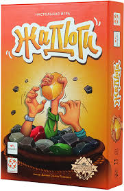 <b>Настольная игра Стиль</b> Жизни Жадюги — купить в интернет ...