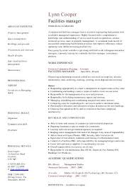 40 free Magazines from DAYJOB.COM Facilities manager CV template - Dayjob