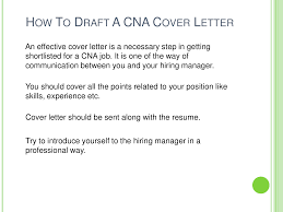 nursing assistant cover letter samples   seangarrette co free cover letters resume for cna position