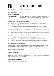 job description for resume resume badak s assistant job description