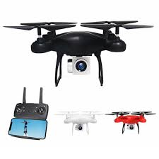 <b>2.4G Mini RC Quadcopter</b> Drone with Camera Altitude Hold ...