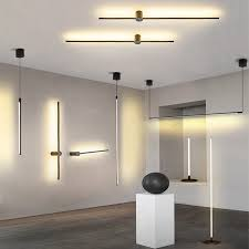 <b>Modern Minimalist LED</b> Floor Lamp <b>Nordic</b> Standing Lamps Living ...