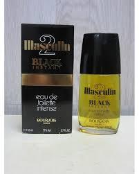 Buy <b>Bourjois Masculin 2 Black</b> Instant perfume   Perfume Oasis