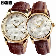 SKMEI Women Dress <b>Watches Luxury Lovers</b> Couple <b>Watches</b> Men ...