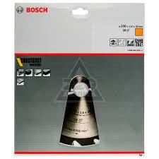 <b>Диск пильный</b> твердосплавный <b>Bosch</b> Ф230х30мм 16зуб ...