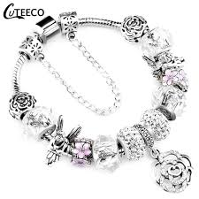 <b>CUTEECO New Fashion</b> Geometric Hoop Earrings For Women ...