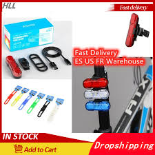 top 10 <b>usb rechargeable</b> bike <b>bicycle light</b> rear near me and get free ...