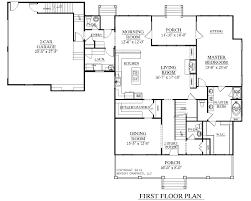 House Plans With A Bonus Room Above Garage