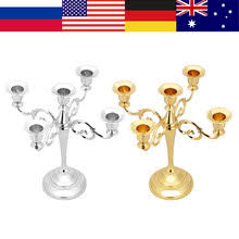 Compare Prices on 5 <b>Arm</b> Candle Holder- Online Shopping/Buy ...