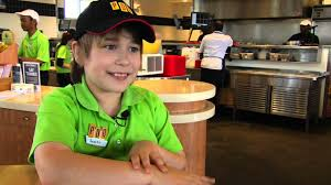 pdq restaurant gives year old autism chance to hone job pdq restaurant gives 10 year old autism chance to hone job skills